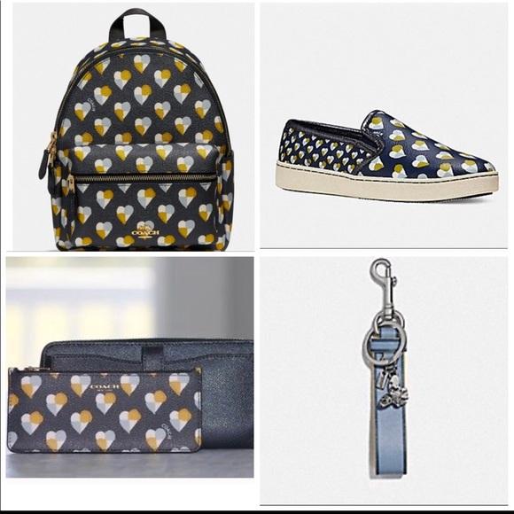 Coach Handbags - Coach 4 pc set